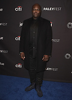 "HOLLYWOOD, CA - MARCH 17:  Peter Macon at PaleyFest 2018 - ""The Orville""  at the Dolby Theatre on March 17, 2018 in Hollywood, California. (Photo by Scott Kirkland/Fox/PictureGroup)"