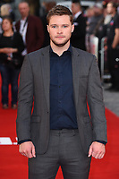 Jack Reynor at the premiere of &quot;Detroit&quot; at the Curzon Mayfair, London, UK. <br /> 16 August  2017<br /> Picture: Steve Vas/Featureflash/SilverHub 0208 004 5359 sales@silverhubmedia.com