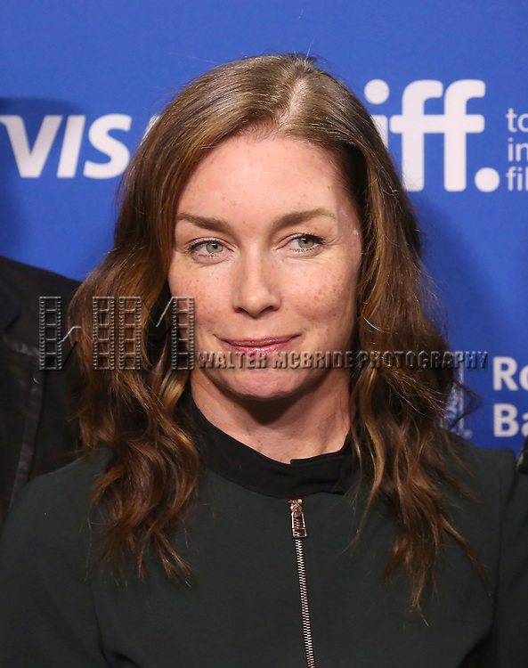 Julianne Nicholson attends the 'Black Mass' photo call during the 2015 Toronto International Film Festival at Roy Thomson Hall on September 14, 2015 in Toronto, Canada.