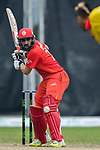 Misbah Ul-Haq of HKI United bats during the DTC Hong Kong T20 Blitz match between HKI United vs City Kaitak on 12 March 2017, in Tin Kwong Road Recreation Ground, Hong Kong, China. Photo by Chris Wong / Power Sport Images