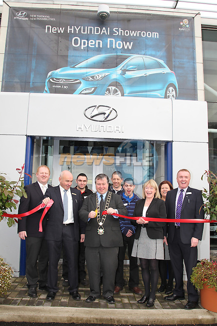 .at the Opening of Drogheda Car sales on the north road, Drogheda...Picture: Fran Caffrey/www.newsfile.ie.