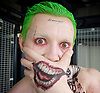 London Super Comic Con<br /> at Design Centre Islington, London, Great Britain <br /> 26th August 2017 <br /> <br /> General views <br /> and delegates in cos play costumes <br /> <br /> The Joker <br /> aka John Ralls <br /> <br /> London Super Comic Con plays host to the latest comics, comic related memorabilia, superheroes and graphic novels fans have a chance to interact with their favourite creators, and  exhibitors showcasing items from comics to Cosplay, original art to toys.<br /> <br /> <br /> <br /> <br /> Photograph by Elliott Franks <br /> Image licensed to Elliott Franks Photography Services
