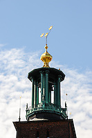 Sweden, Stockholm. Stockholm City Hall.