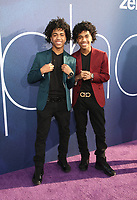LOS ANGELES, CA - JUNE 4: Tyler Timmons, Tristan Timmons, at the Los Angeles Premiere of HBO's Euphoria at the Cinerama Dome in Los Angeles, California on June 4, 2019. <br /> CAP/MPIFS<br /> ©MPIFS/Capital Pictures