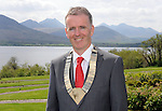 Dr. Ronan Boland who was elected president of the IMO at the annual conference in the Hotel Europe, Killarney on Thursday.<br /> Picture by Don MacMonagle