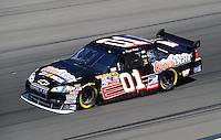 Feb 29, 2008; Las Vegas, NV, USA; NASCAR Sprint Cup Series driver Regan Smith during practice for the UAW Dodge 400 at Las Vegas Motor Speedway. Mandatory Credit: Mark J. Rebilas-US PRESSWIRE