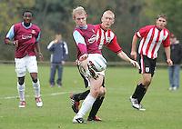 041106 West Ham Utd U18 v Southampton U18