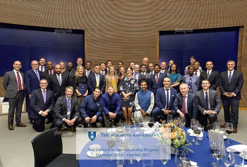 Yale Global Executive Leadership Program 2017   Yale School of Management