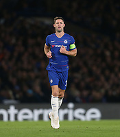 Chelsea's Gary Cahill<br /> <br /> Photographer Rob Newell/CameraSport<br /> <br /> UEFA Europa League Group L - Chelsea v FC BATE Borisov - Thursday 25th October - Stamford Bridge - London<br />  <br /> World Copyright © 2018 CameraSport. All rights reserved. 43 Linden Ave. Countesthorpe. Leicester. England. LE8 5PG - Tel: +44 (0) 116 277 4147 - admin@camerasport.com - www.camerasport.com