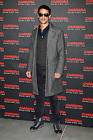 Alejo Saura attends 'Carrera Ignition Night' party at Matadero. March 20, 2013. (ALTERPHOTOS/Caro Marin) /NortePhoto