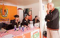 """21-8-08, Netherlands, Utrecht, Nationale Veteranen Kampioenschappen, De """"jonge"""" wedstrijdleiding bij de veteranen."""