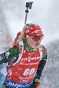 8th December 2017, Biathlon Centre, Hochfilzen, Austria; IBU Womens Biathlon World Cup;  Maren Hammerschmidt