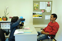 Centro richiedenti asilo,Chiasso , Canton Ticino, Svizzera,