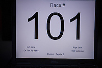 Races 101 to 111