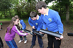 Welsh Water Eco school challenge.<br /> Cilfynydd Education Centre<br /> 11.06.13<br /> &copy;Steve Pope