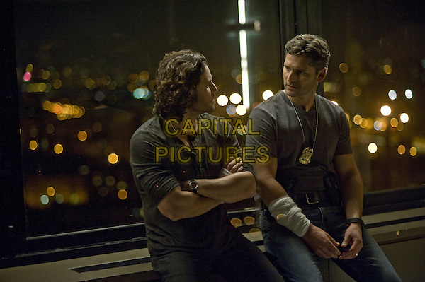 Edgar Ramirez, Eric Bana<br /> in Deliver Us from Evil (2014) <br /> *Filmstill - Editorial Use Only*<br /> CAP/FB<br /> Image supplied by Capital Pictures