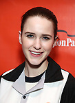 Rachel Brosnahan attends the Second Stage Theatre 2018 Bowling Classic at Lucky Strike  on February 12, 2018 in New York City.