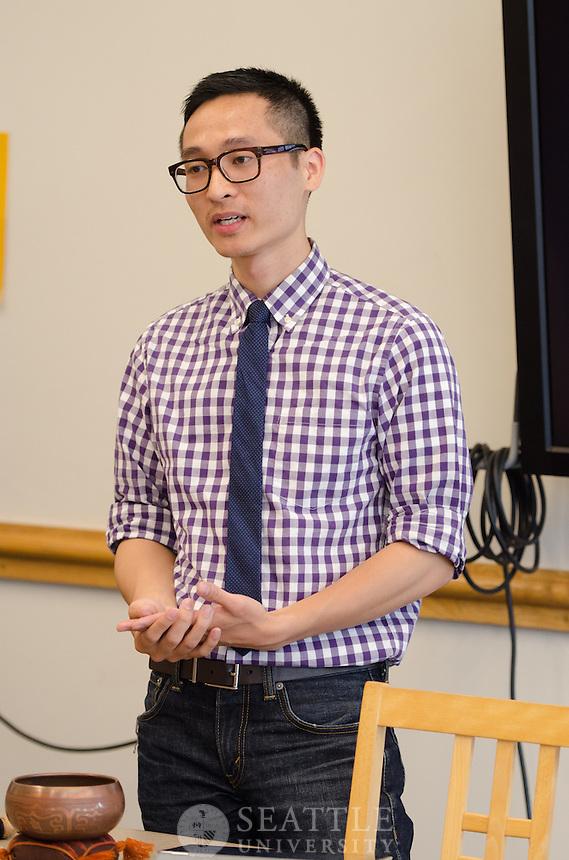Grad student presentations