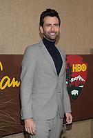 HOLLYWOOD, CA - OCTOBER 10: David Tennant, at The Los Angeles Premiere of HBO's Camping at Paramount Studios in Hollywood, California on October 10, 2018. Credit: Faye Sadou/MediaPunch
