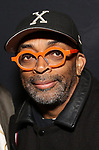 "Spike Lee attends the Broadway Production of  ""Sweat"" at studio 54 Theatre on March 26, 2017 in New York City"