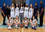 12-6-18, Skyline High School girl's junior varsity basketball team