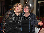 Sisters Francis Martin and Mairead Gogan celebrating their 50th and 60th birthdays in The D hotel. Photo:Colin Bell/pressphotos.ie