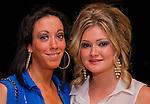 Andrea Kenny and Ciara Tiernan in Barroco..Picture: Shane Maguire / www.newsfile.ie.