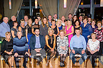 Fab Forty<br /> -------------<br /> Margaret Hynes-Cahill, Banna East, Tralee (seated centre)  looked amazing on the night of her 40th birthday party held in the Ballyroe heights hotel, Tralee last Saturday surrounded by many friends and family.