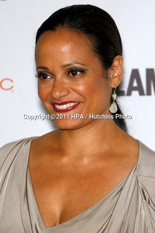 LOS ANGELES - OCT 24:  Judy Reyes arrives at the 2011 Glamour Reel Moments Premiere at Directors Guild Of America on October 24, 2011 in Los Angeles, CA