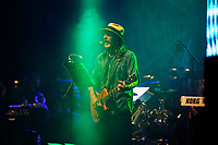 LONDON, ENGLAND - NOVEMBER 5: Dave Brock of 'Hawkwind' performing at The Palladium on November 5, 2018 in London, England.<br /> CAP/MAR<br /> &copy;MAR/Capital Pictures