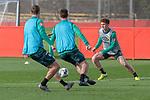 10.01.2020, Sportzentrum RCD Mallorca, Son Bibiloni, ESP, TL Werder Bremen -  Training Tag 07<br /> <br /> im Bild / picture shows <br /> Joshua Sargent (Werder Bremen #19)<br /> +<br /> <br /> Foto © nordphoto / Kokenge