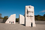 Martin Luther King Jr Memorial, Washington, DC, dc124548