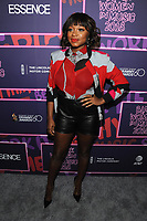 NEW YORK, NY - JANUARY 25: Naturi Naughton at the Essence 9th annual Black Women in Music event at the Highline Ballroom on January 25, 2018 in New York City. Credit: John Palmer/MediaPunch
