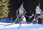 19/01/2017, Anterselva - Antholz - IBU Biathlon World Cup 2017 - Antholz -   Anterselva - Italy<br /> Maren Hammerschmidt competes at the ladies individual race in Anterselva - Antholz, Italy on 19/01/2017.