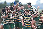 Manurewa High School vs Wesley College. Counties Manukau High School finals held at Bruce Pulman Park Papakura on Saturday 22nd of August 2009.