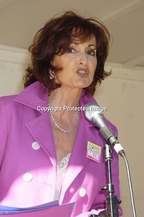 Robin Strasser..at Halliestock 2 benefit on September 24, 2005 at ..Sunnyside Gardens Park in Queens. This benefit raised money for Love, Hallie. ..Photo by Robin Platzer, Twin Images