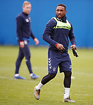 19.12.2019 Rangers training: Jermain Defoe