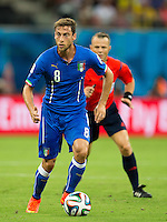 Claudio Marchisio of Italy