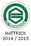 HATTRICK 2014 - 2015