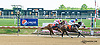 Stop the Nonsense winning at Delaware Park  on 5/25/15