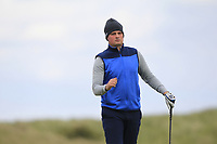 TJ Ford (Co.Sligo) on the 9th tee during Round 2 of The East of Ireland Amateur Open Championship in Co. Louth Golf Club, Baltray on Sunday 2nd June 2019.<br /> <br /> Picture:  Thos Caffrey / www.golffile.ie<br /> <br /> All photos usage must carry mandatory copyright credit (© Golffile   Thos Caffrey)