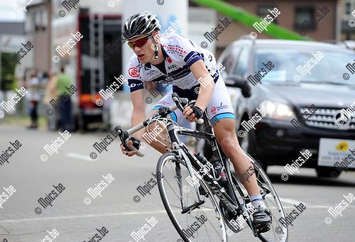 2012-06-23 / Wielrennen / seizoen 2012 / Axel Roelants, Lier..Foto: Mpics.be
