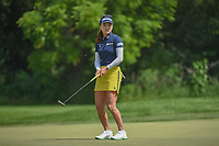 So Yeon Ryu (KOR) reacts to barely missing her putt on 10 during round 3 of the 2018 KPMG Women's PGA Championship, Kemper Lakes Golf Club, at Kildeer, Illinois, USA. 6/30/2018.<br /> Picture: Golffile | Ken Murray<br /> <br /> All photo usage must carry mandatory copyright credit (&copy; Golffile | Ken Murray)