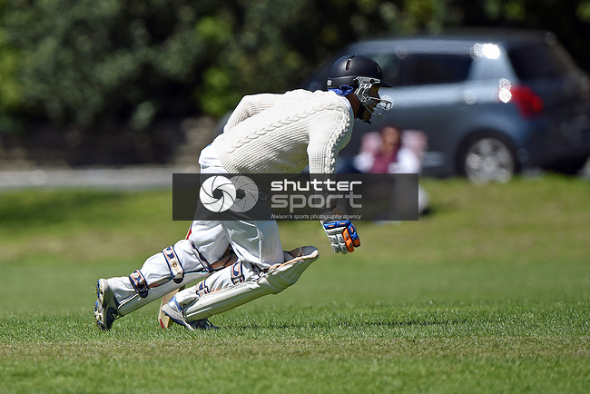 NELSON, NEW ZEALAND - OCTOBER 22: Wakatu v Waimea Toi Toi, Victory Square, Nelson, New Zealand, Saturday 22 October 2016 (Photo by: Barry Whitnall Shuttersport Limited)