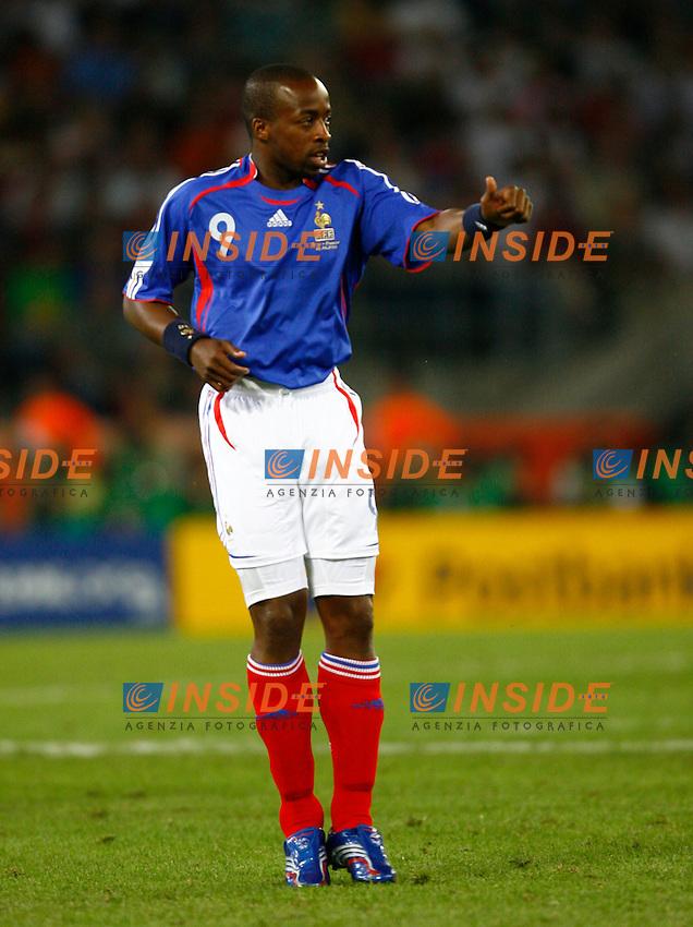 Colonia 23/6/2006 World Cup 2006.Togo Francia 0-2.Photo Andrea Staccioli Insidefoto.Sidney Govou Francia