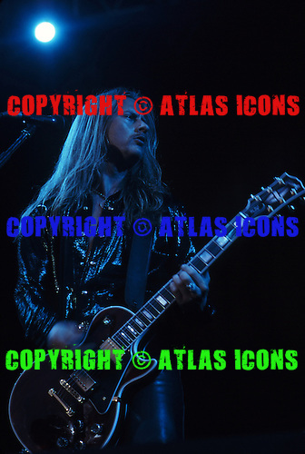 Alice In Chains, Jerry Cantrell, 1996.Photo Credit: Eddie Malluk/Atlas Icons.com