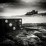 Bamburgh Castle, Northumberland, UK