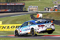 Round 8 of the 2018 British Touring Car Championship.  #21 Mike Bushell. Trade Price Cars with Team HARD Racing. Volkswagen CC.