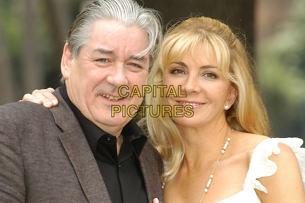"PATRICK McGRATH & NATASHA RICHARDSON.Photocall for ""Asylum"", Rome, Italy..June 6th, 2007.headshot portrait.CAP/CAV.©Luca Cavallari/Capital Pictures"