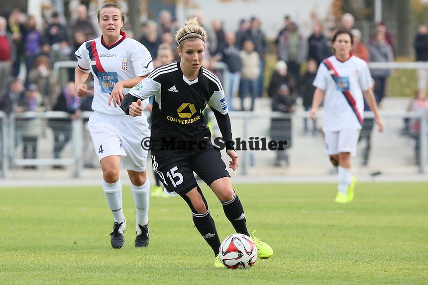 Svenja Huth (FFC) - 1. FFC Frankfurt vs. ASD Torres Femminile, UEFA Champions League Achtelfinal Hinspiel, Stadion am Brentanobad